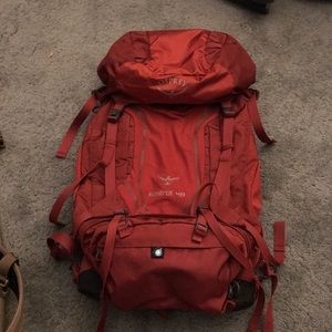 Osprey Kestrel 48 Hiking Backpack